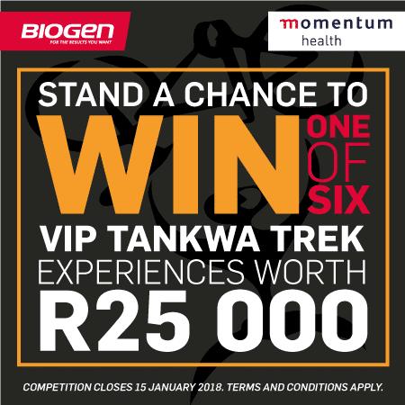 00 Biogen Tankwa Blog Post 2 | Biogen SA | #TankwaTrekVIP Competition T's & C's