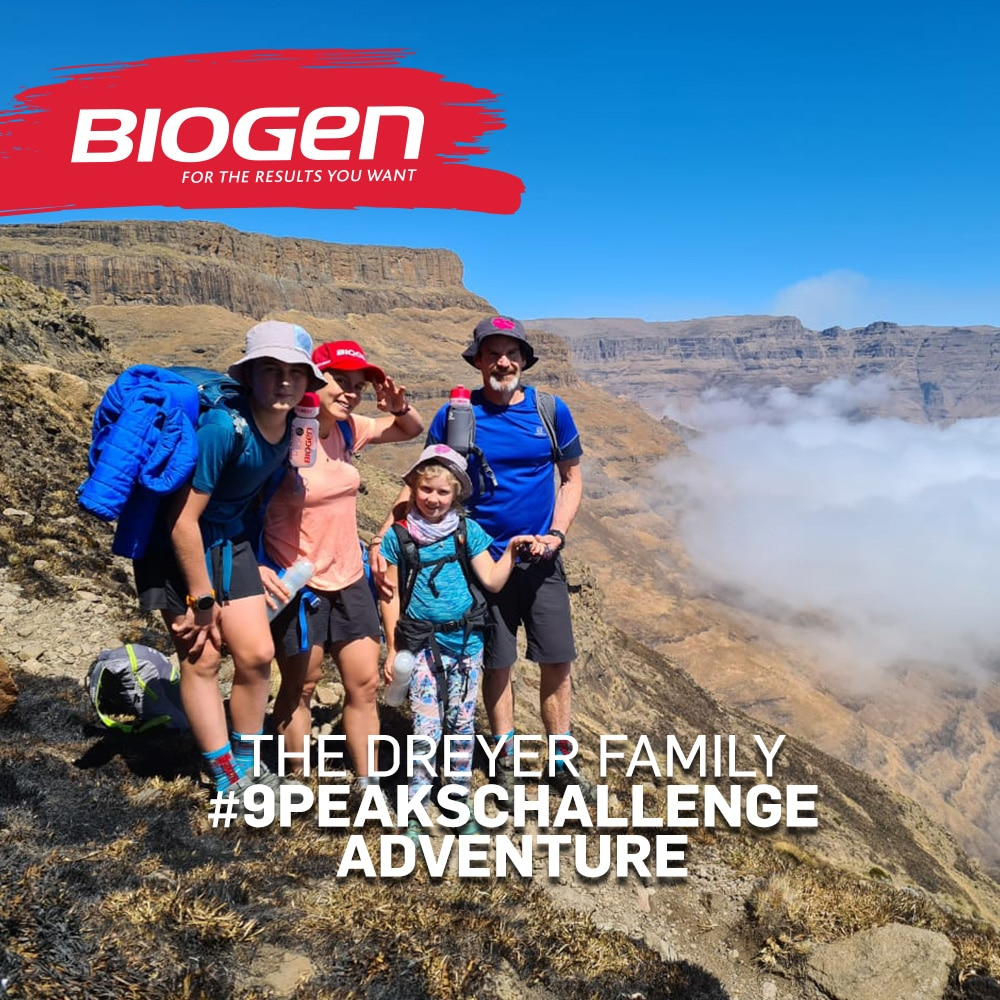 0 9peaksfeature | Biogen SA | The Dreyer family #9PeaksChallenge adventure
