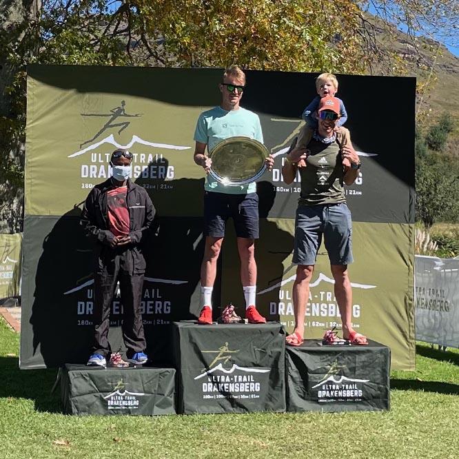 1 3 | Biogen SA | Ultra Trail Drakensberg 2021 race report