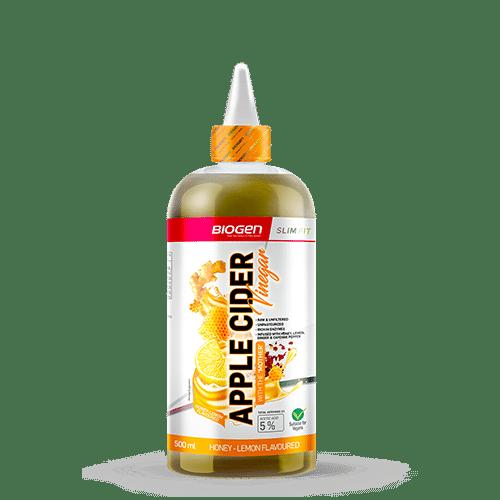 6009544917168 | Biogen SA | Apple Cider Vinegar Honey-Lemon Flavoured - 500ml