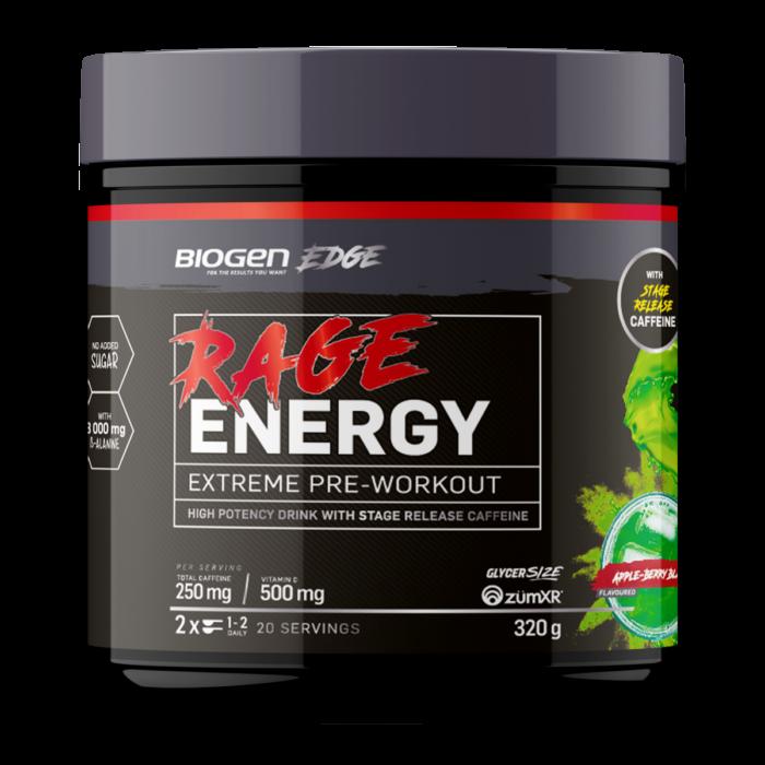 6009544929420   Biogen SA   Rage Energy - 320g