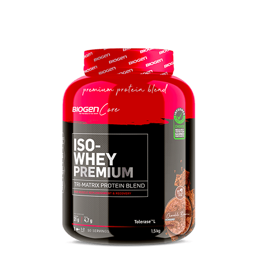 6009544932284 | Biogen SA | Iso-Whey - 1.5kg