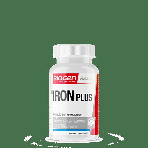 6009701190465 1 | Biogen SA | Iron Plus - 30 Caps