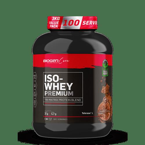 6009701191097 | Biogen SA | Iso-Whey - 3kg