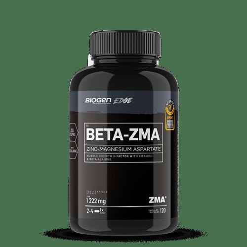 6009702502847 | Biogen SA | Beta-ZMA - 120 Caps