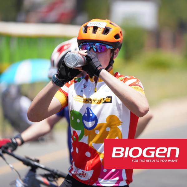 947 press | Biogen SA | Biogen supports 947 Ride Joburg as official nutritional partner