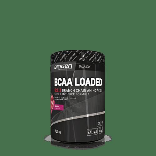 BCCA Loaded | Biogen SA | Z-BCAA Loaded 6:1:1 - 300g