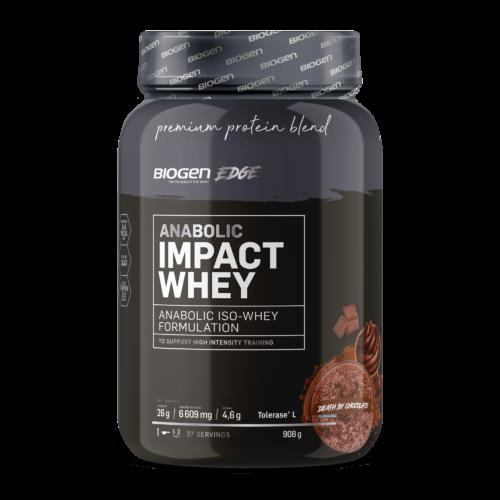 BE AnabolicImpactWhey 908g Choc | Biogen SA | Anabolic Whey - 908g