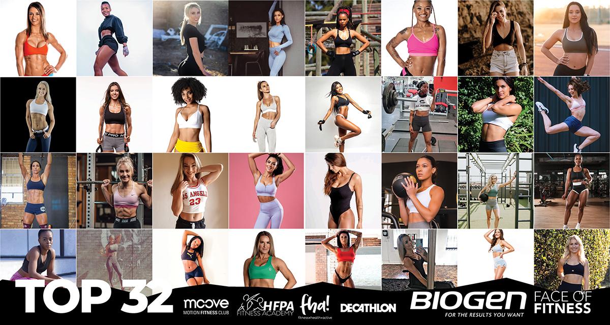 BFOF 2 | Biogen SA | Follow the 2021 Biogen Face of Fitness journey