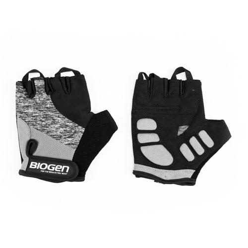 Biogen Cycling Glove Grey Black   Biogen SA   Cycling Glove - Grey/Black
