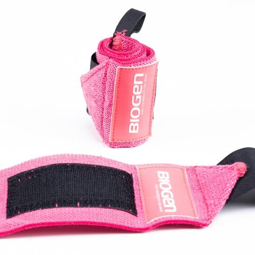Biogen Wrist Wrap Pink 2 | Biogen SA | Wrist Wrap Pink