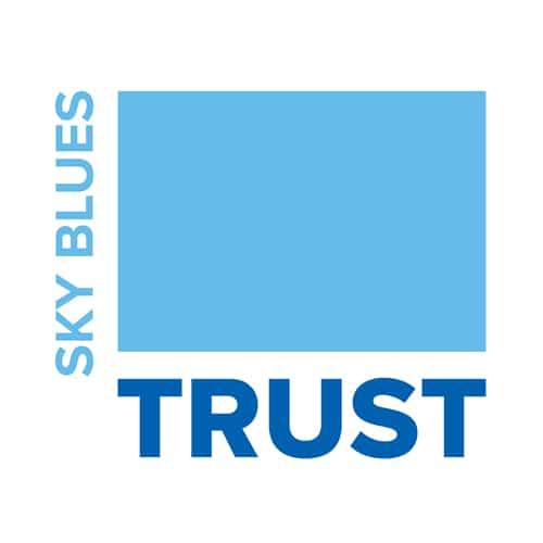 Blue Trust Feat | Biogen SA | AB throws full weight behind Sky Blues Trust