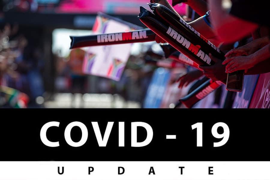 COVID 19 update   Biogen SA   2020 Ironman African Champs Postponed