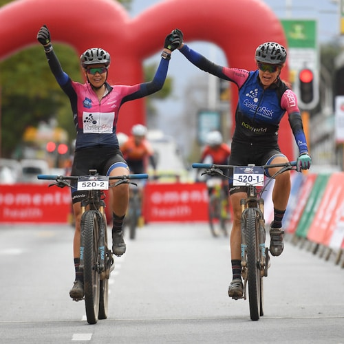 Champions Feat | Biogen SA | Cape Pioneer champions crowned after chandelier stage