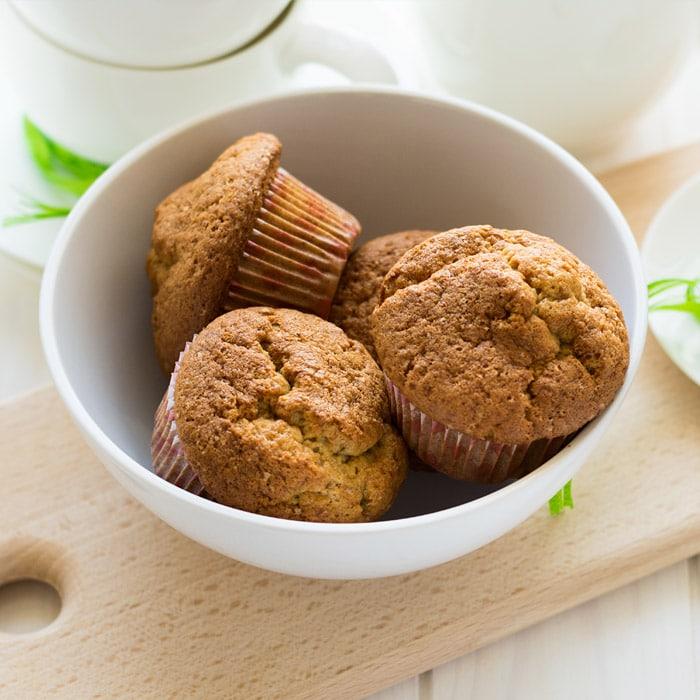 Choc chip banana muffins   Biogen SA   Chocolate Chip Protein Banana Muffins