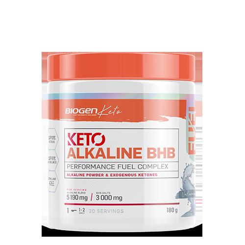 KetoBHBSalts 200g Unflavouredonline | Biogen SA | Keto Alkaline BHB Unflavored- 200g