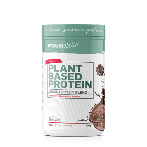 Plant Protein Choc | Biogen SA | Plant Based Protein - 700g