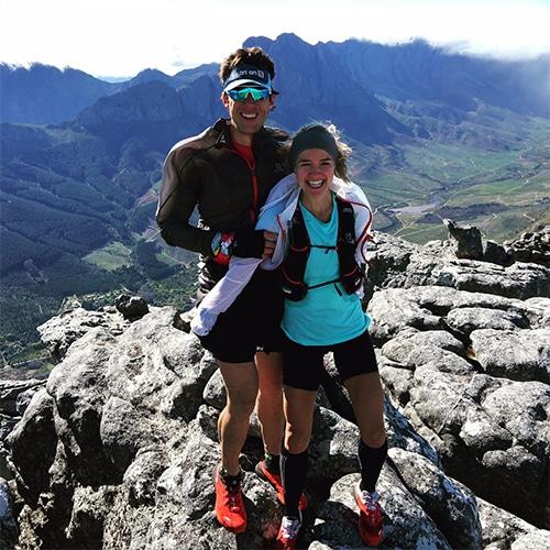 Summit Featured Image | Biogen SA | Trail runner to summit seven mountains