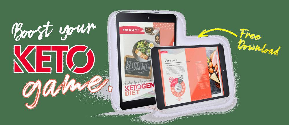 keto guide tablet   Biogen SA   On Promotion