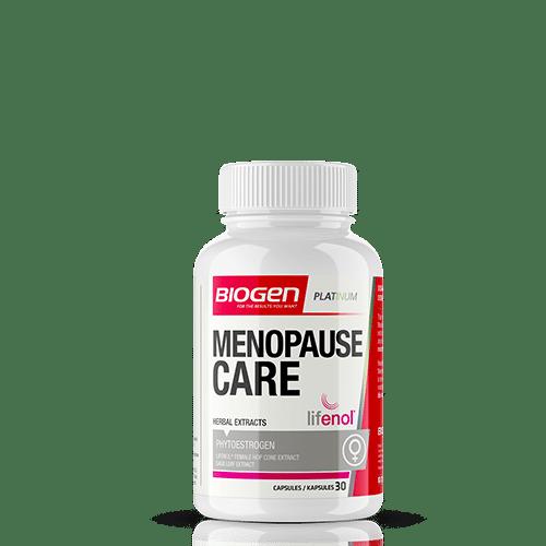 meno care 30 | Biogen SA | Menopause Care - 30 Caps