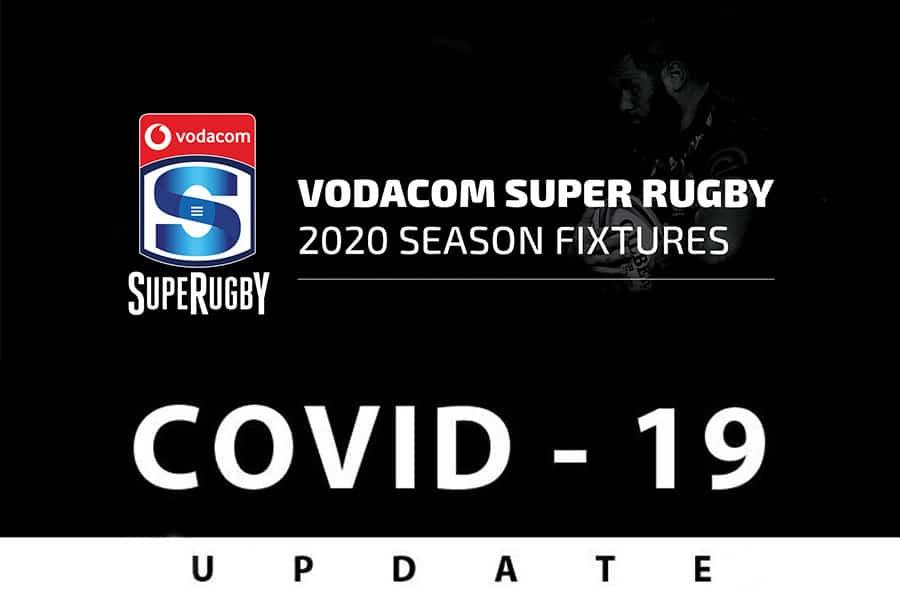 super rugby update   Biogen SA   Vodacom Super Rugby Suspended