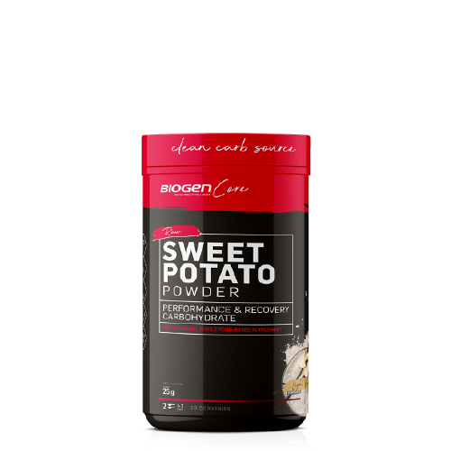 sweet potato powder 810g | Biogen SA | Sweet Potato Powder Vanilla - 810G